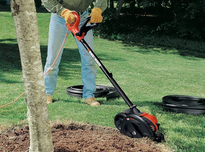 BLACK+DECKER LE750 Landscape Edger And Trencher Review