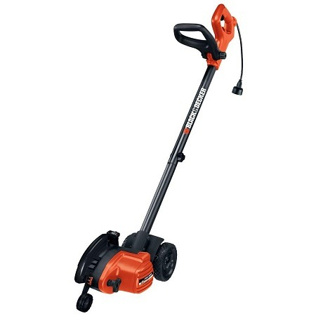 BLACK+DECKER LE750 Lawn Edger On White Background