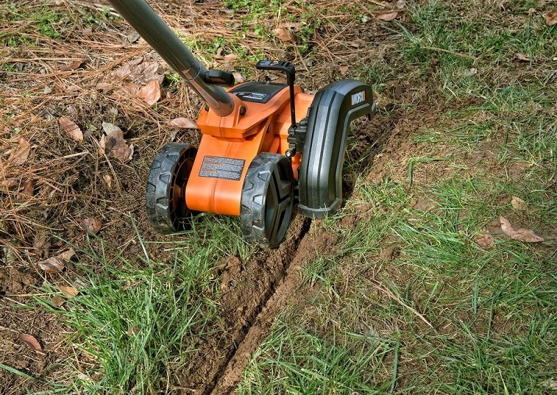 WORX WG896 Lawn Edger Review