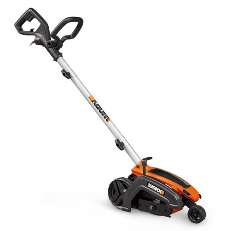 WORX WG896 Lawn Edger On White Background